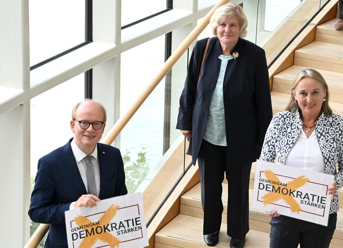 Wahlaufruf zur Kommunalwahl - LVPJG - Kuper, Michelsohn, Weber